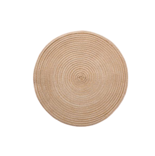 Round Weave Placemat - The Home Accessories Company 2