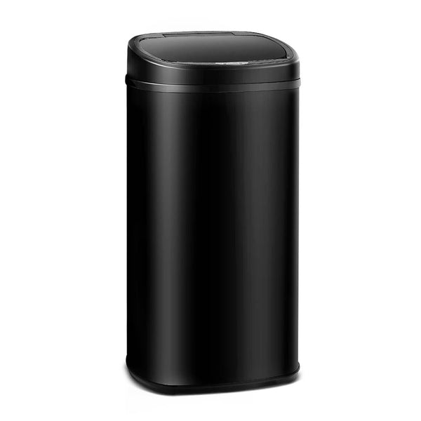 58L Motion Sensor Bin - Black - The Home Accessories Company 1