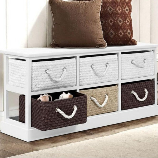 6 Drawers Storage Cabinet - The Home Accessories Company 1