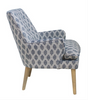 Santa Fe Patterned Armchair - The Home Accessories Company