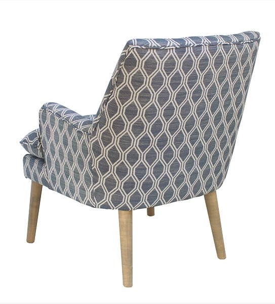 Santa Fe Patterned Armchair - The Home Accessories Company 1