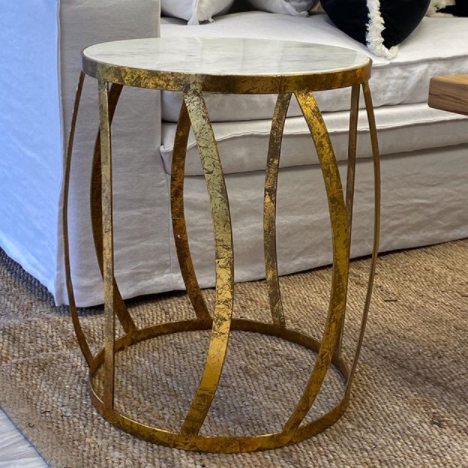 Alexia Mable Side Table - The Home Accessories Company 1