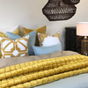 Audrey Comforter Sunshine - The Home Accessories Company 1