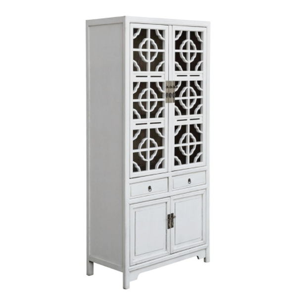 Shenzhen Cabinet White - The Home Accessories Company 2