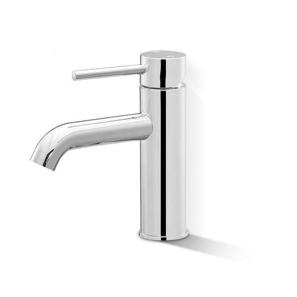 Basin Mixer Tap Faucet Silver - The Home Accessories Company