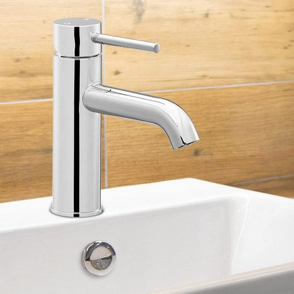 Basin Mixer Tap Faucet Silver - The Home Accessories Company 1
