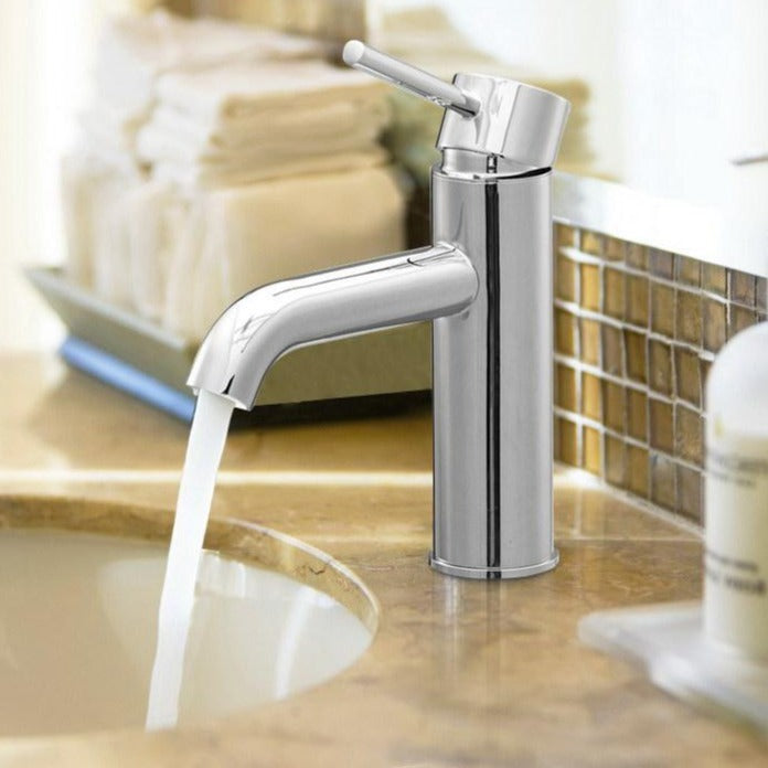 Basin Mixer Tap Faucet Silver - The Home Accessories Company2