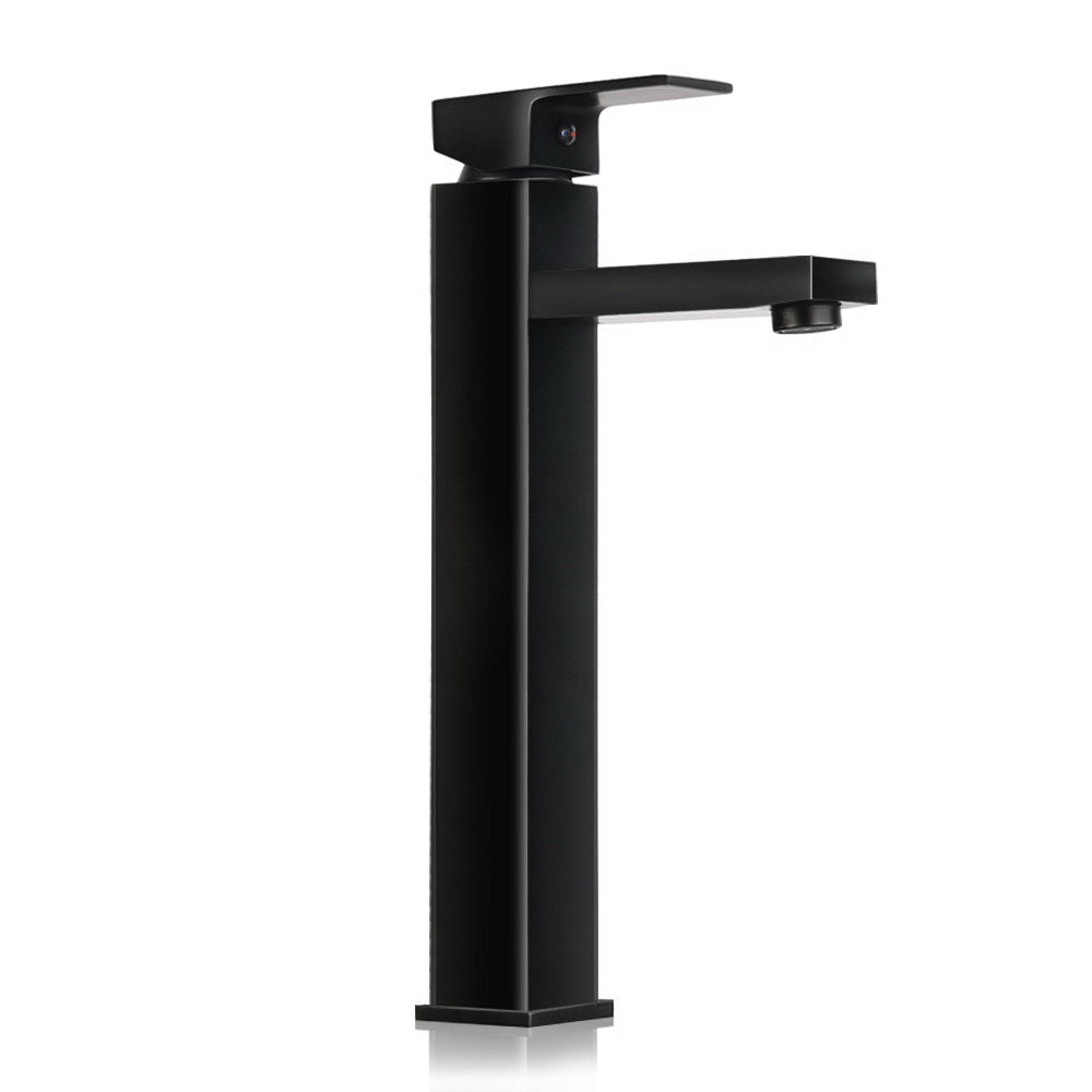 Basin Mixer Tap Faucet - Black - The Home Accessories Company