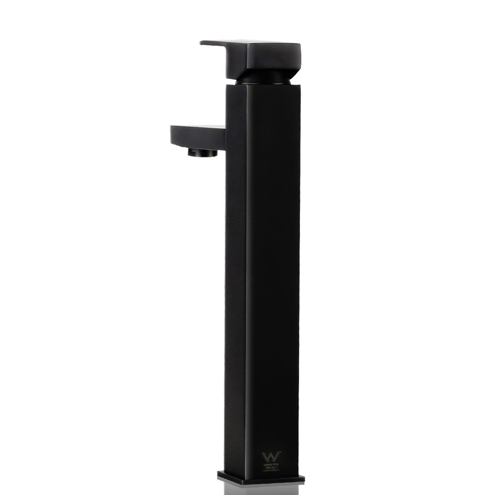 Basin Mixer Tap Faucet - Black - The Home Accessories Company 1