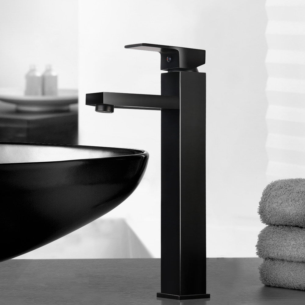 Basin Mixer Tap Faucet - Black - The Home Accessories Company 4