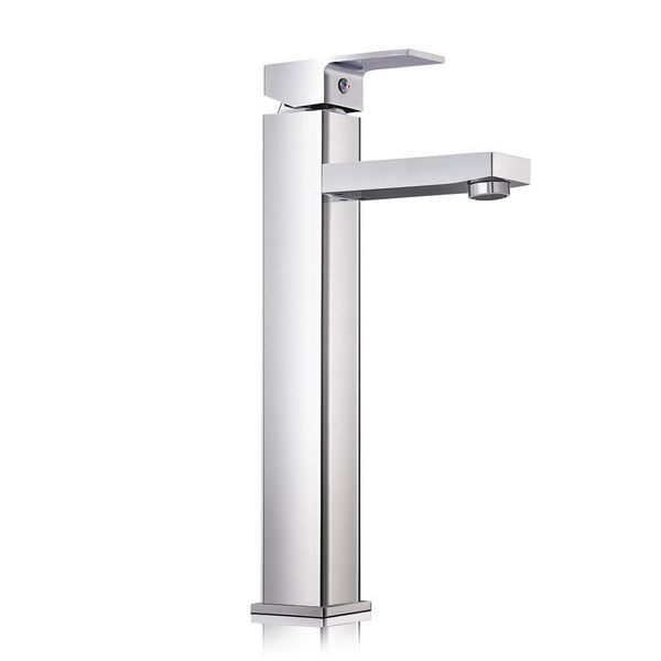 Basin Mixer Tap Faucet - Silver - The Home Accessories Company