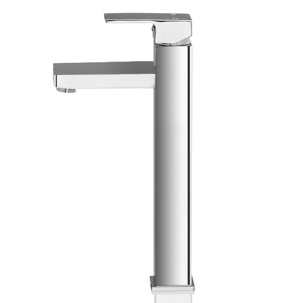Basin Mixer Tap Faucet - Silver - The Home Accessories Company 1