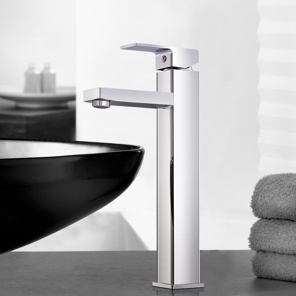 Basin Mixer Tap Faucet - Silver - The Home Accessories Company 3