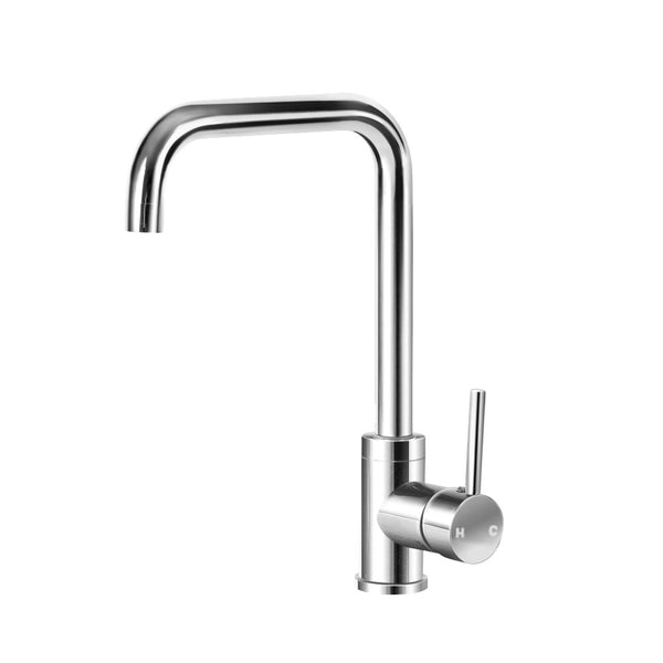 Mixer Kitchen Faucet Tap - Silver - The Home Accessories Company