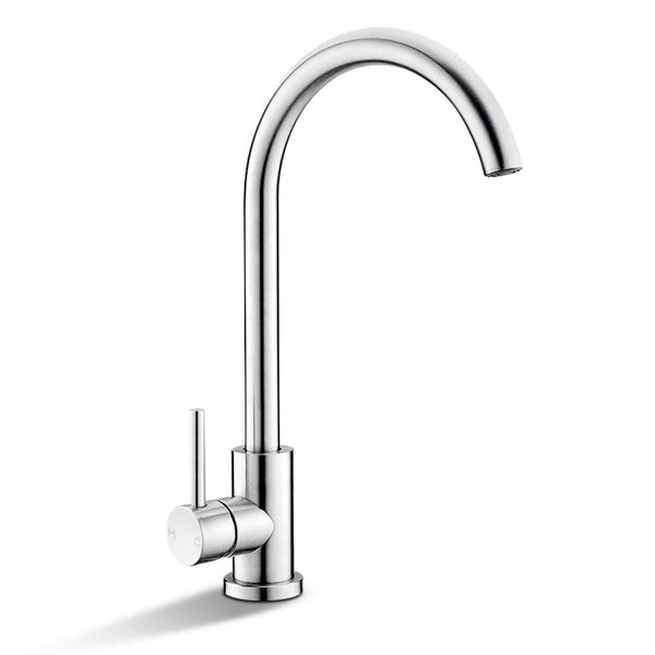 Classic Mixer Faucet Tap - Silver - The Home Accessories Company