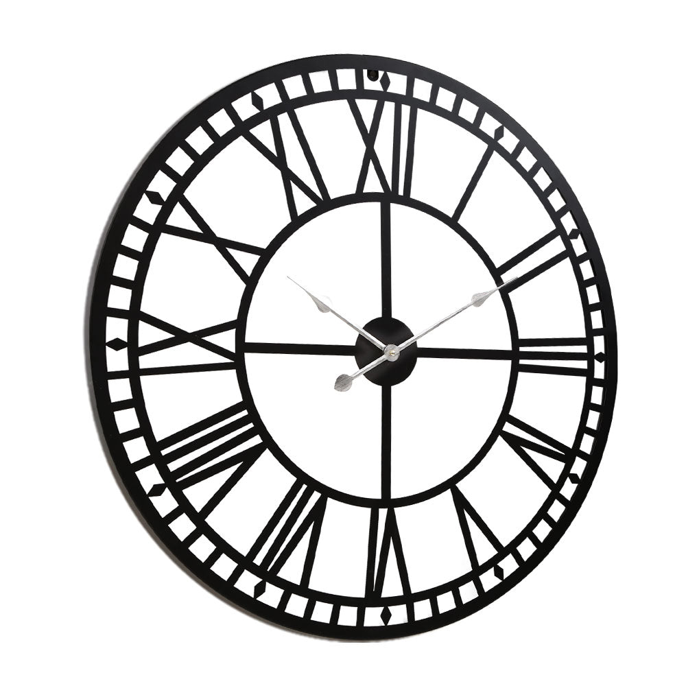 Vintage Style Large Wall Clock - The Home Accessories Company 1