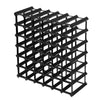 42 Bottle Timber Wine Rack -  Black - The Home Accessories Company
