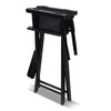 Tall Director Stool - Black - The Home Accessories Company 2