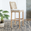 Coolum Rattan Bar Stool with cushion - The Home Accessories Company 2