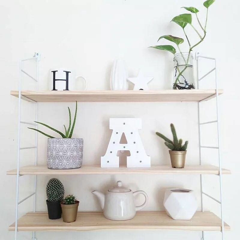 Hanging Shelving - The Home Accessories Company