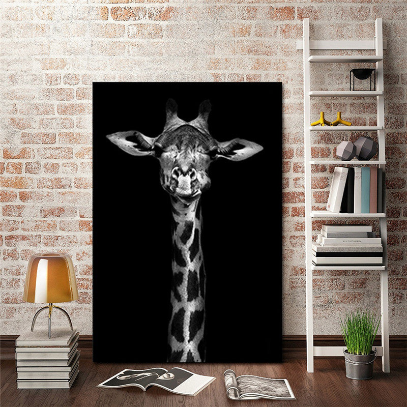 Black and White Animal Print - Multiple Styles Available - The Home Accessories Company 7