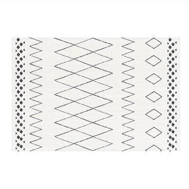 Cream Geometric Rug - The Home Accessories Company