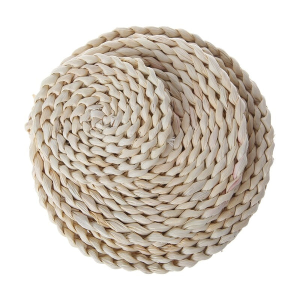 Round Straw Weave Placemat available in 3 sizes - The Home Accessories Company 1