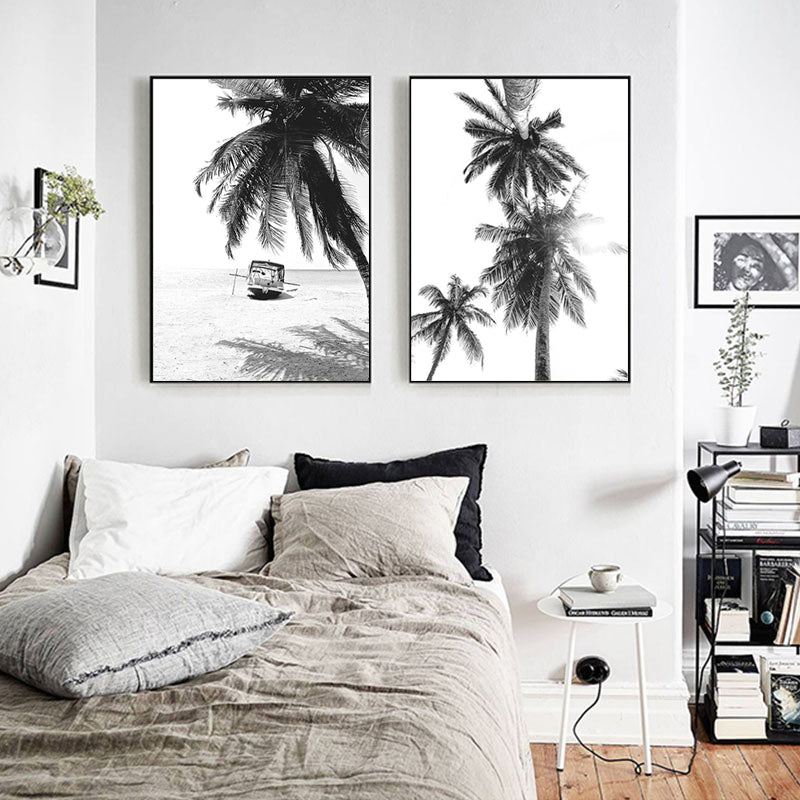 Tropical Landscape Print - The Home Accessories Company 5