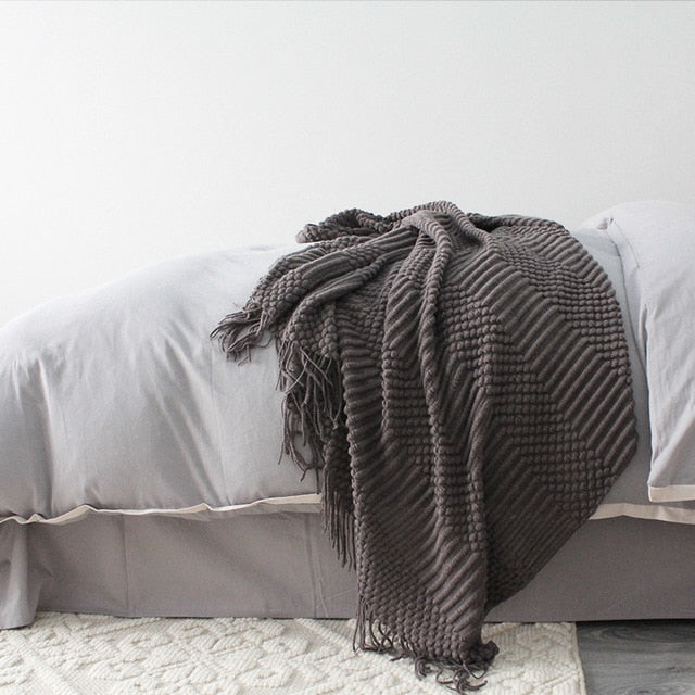 Soft Throw Blanket- The Home Accessories Company 2