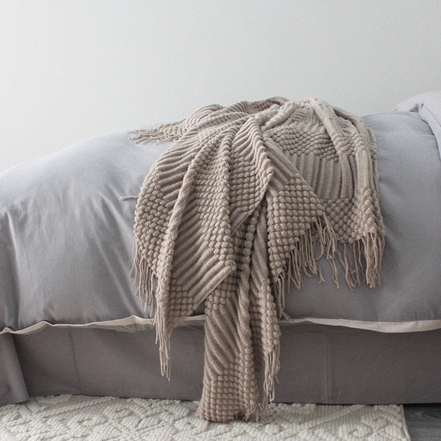Soft Throw Blanket- The Home Accessories Company 3