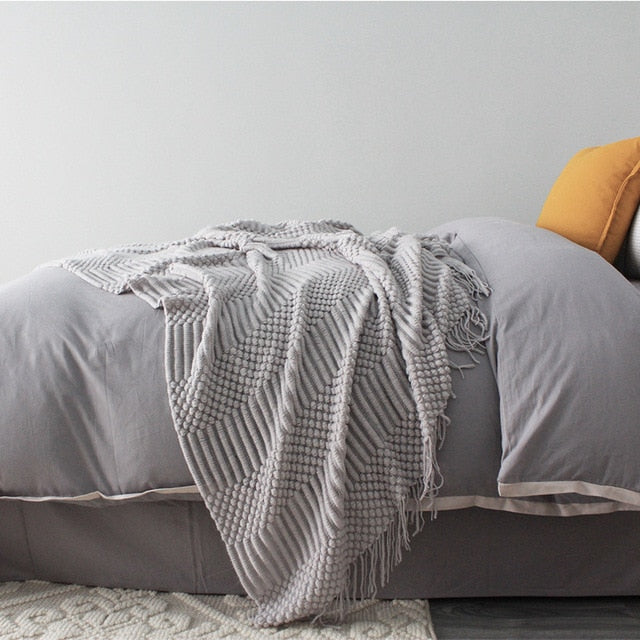 Soft Throw Blanket- The Home Accessories Company 1