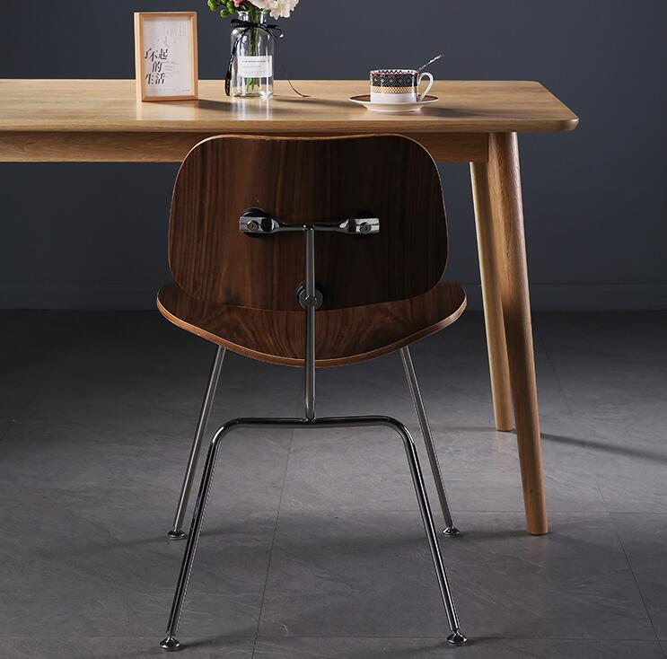 Walnut dining chair- The Home Accessories Company 2