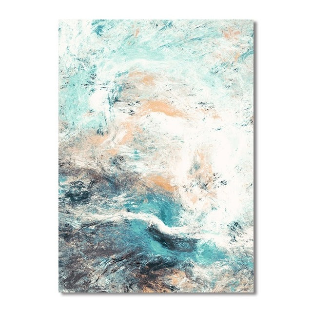 Modern Simplicity Abstract Wall Art - The Home Accessories Company 2