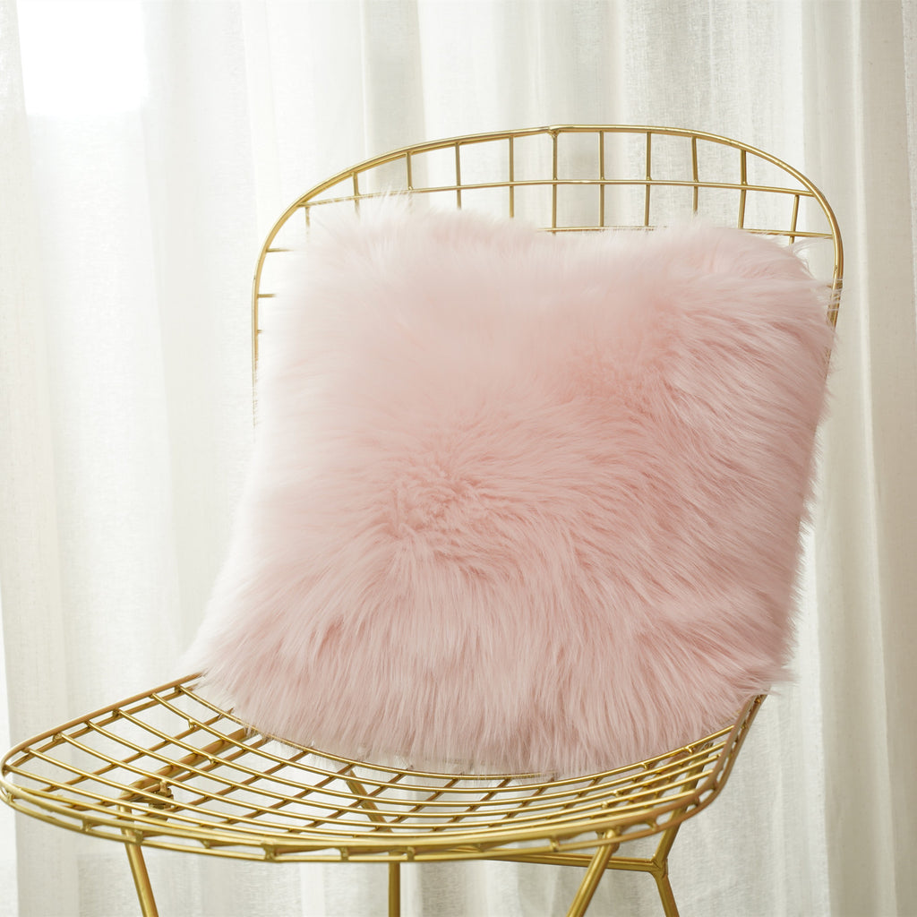 Faux Fur Cushion Cover - The Home Accessories Company