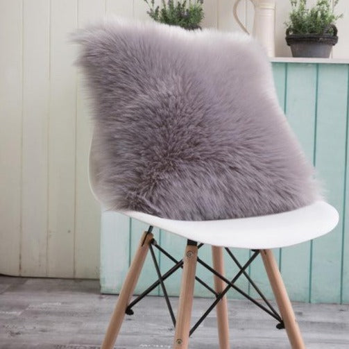 Faux Fur Cushion Cover - The Home Accessories Company 4
