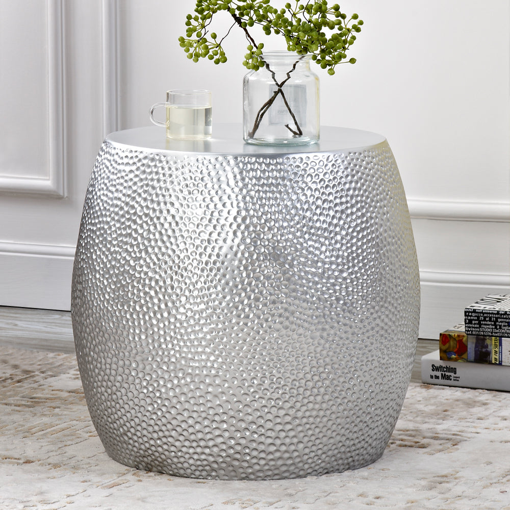 Modern Silver Coffee Table - The Home Accessories Company