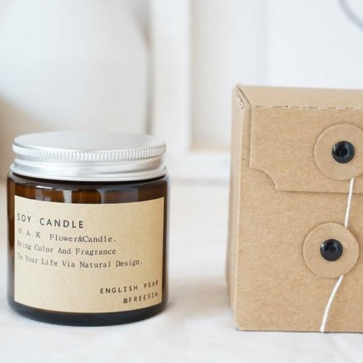 Nordic Scented Soy Candle- The Home Accessories Company 2