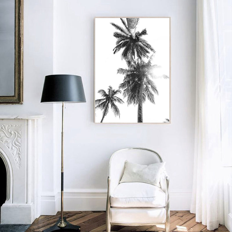 Tropical Landscape Print - The Home Accessories Company 4