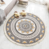 Round Bohemian Rug in Multiple Styles - The Home Accessories Company