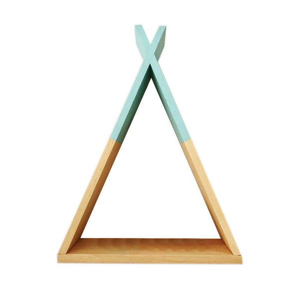 Children's Triangular Shelving- The Home Accessories Company