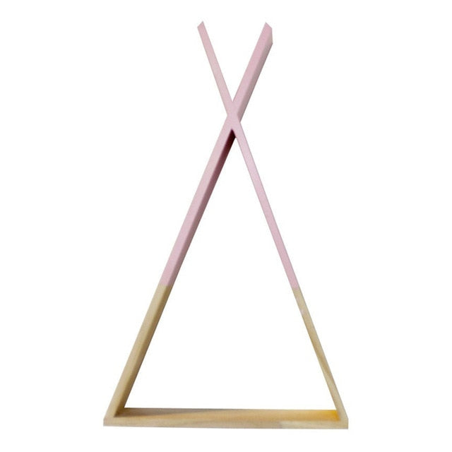 Children's Triangular Shelving- The Home Accessories Company 7