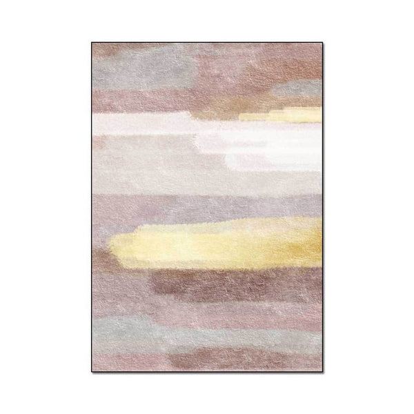 Abstract colour rug- The Home Accessories Company