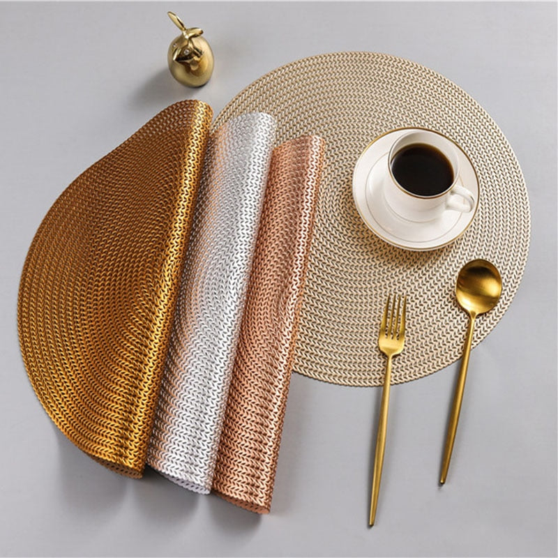 Metallic Placemat- The Home Accessories Company 3
