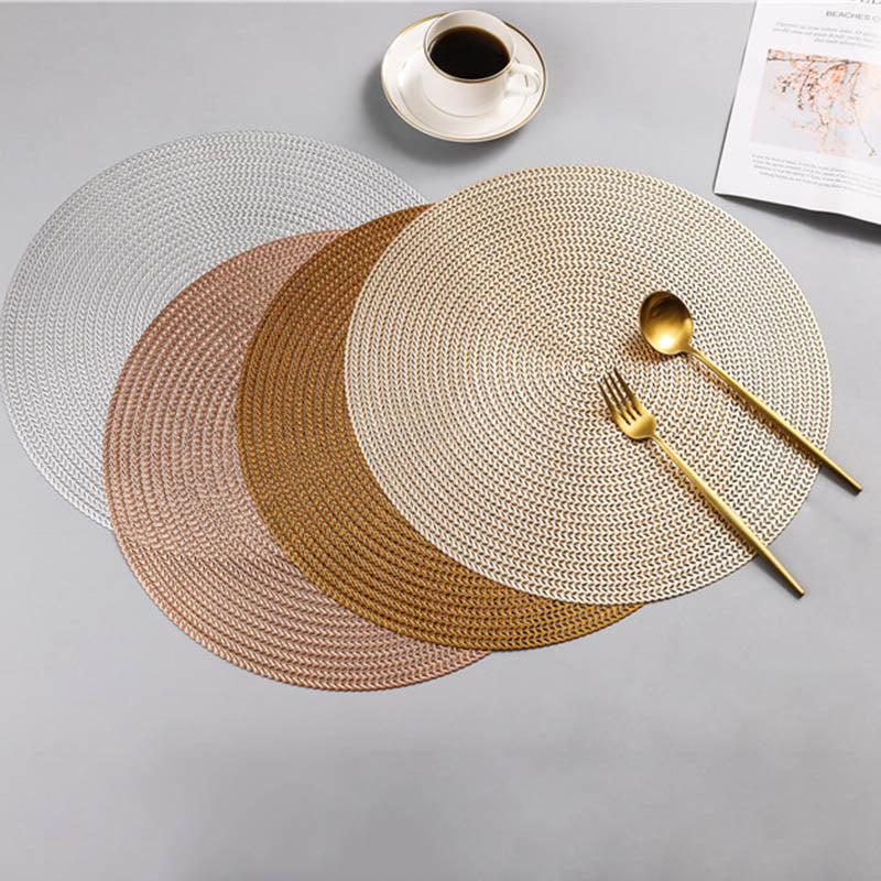 Metallic Placemat- The Home Accessories Company 2