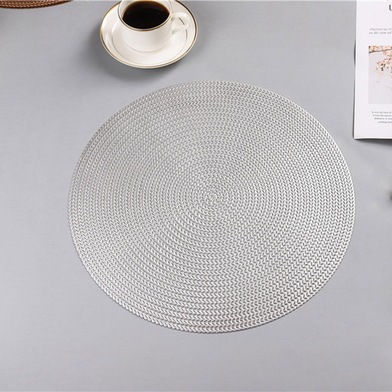 Metallic Placemat- The Home Accessories Company 1