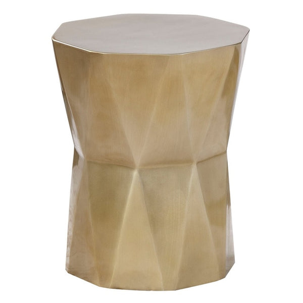Geometric side table- the home accessories company