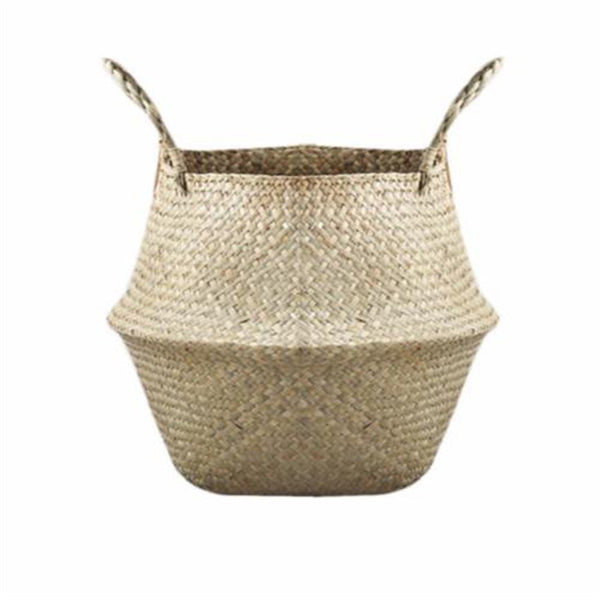 Handmade Bamboo Plant Pot- the home accessories company