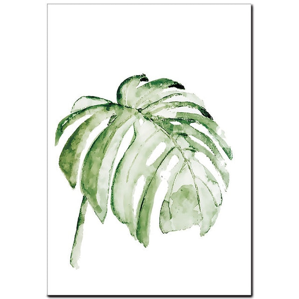 Palm Leaf Print - The Home Accessories Company 3