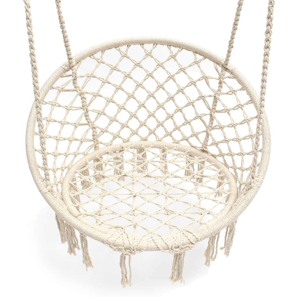 Round Outdoor Hammock Chair- The Home Accessories Company
