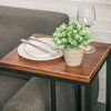 Solid Wood Side Table- The home accessories company 2